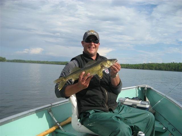 Dauner Fishing Trip - 2008 122