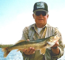Glen - 20 inch Walleye
