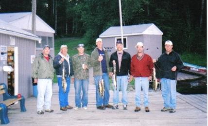 Group Walleye
