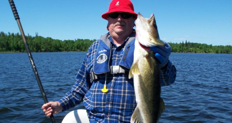 Catch Release Fishing Peffley 39 S Camp